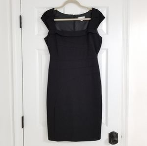 New York & Company Business Dress in Black